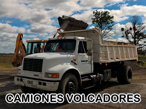 CAMIONES-VOLCADORES