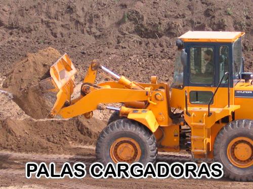 PALAS-CARGADORAS